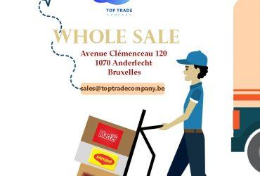 Top Trade Company: Wholesaler Lebanese products