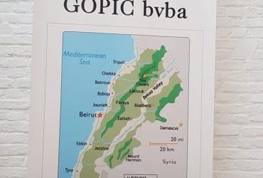 Lebanese Pop-up wine shop in Antwerp