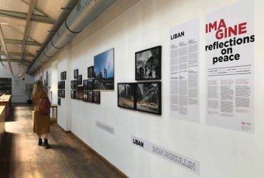 """Exposition: """"Imagine, Reflections on Peace"""""""