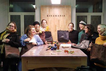 Leathercraft workshop – Tote bag