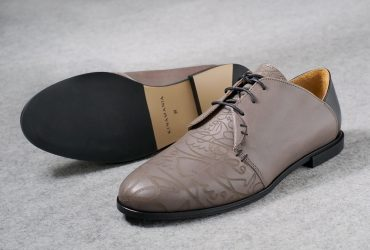 Private: Iconic leather shoe – limited edition