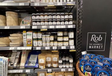 Les produits des Terroirs du Liban chez Rob The Gourmets' Market